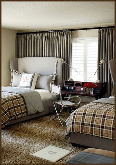 Superb room    More pics: http://fancycribs.com/2086-cozy-rooms-by-tobi-fairley.html