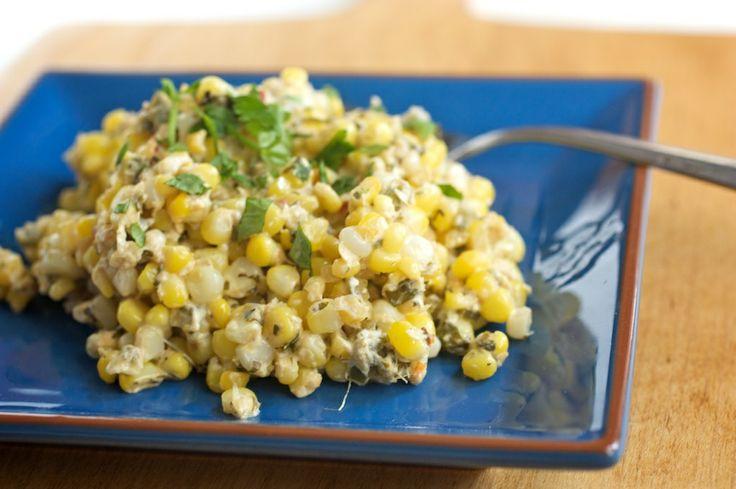 Cilantro Lime Corn | Recipe