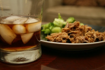 Whiskey Pulled Pork by Life as a plate | Paleo Meals | Pinterest