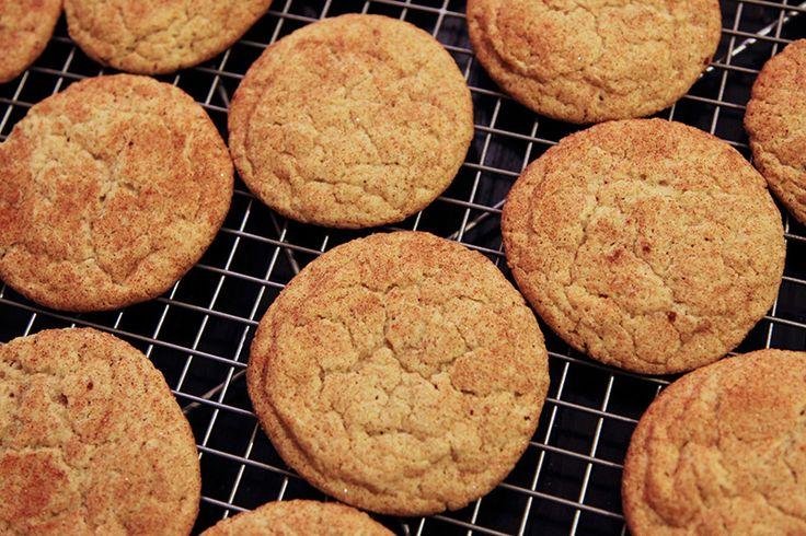Gluten Free Snickerdoodles | Recipe
