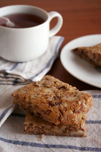 gluten-free banana nut bars | { sweets ~ treats & desserts } | Pinter ...