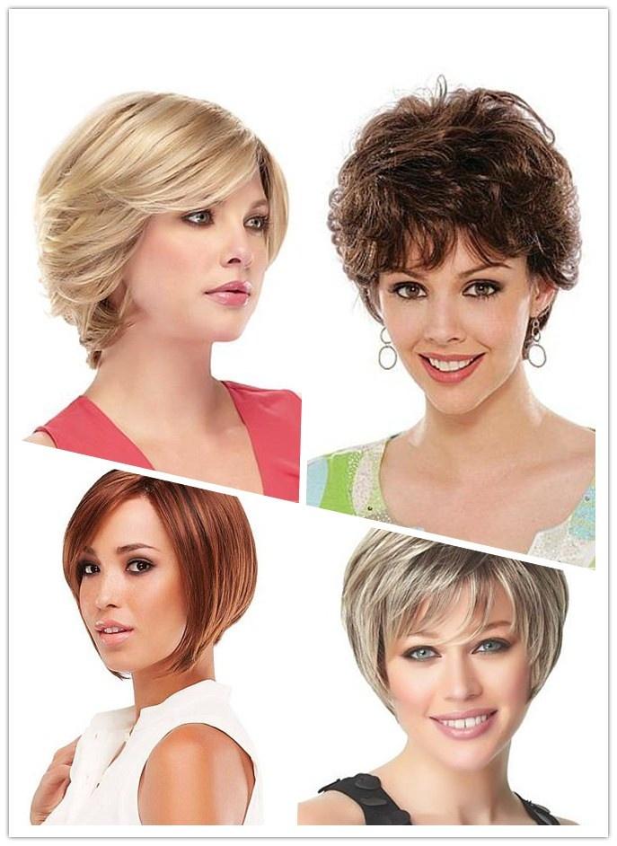 short summer fashion wigs