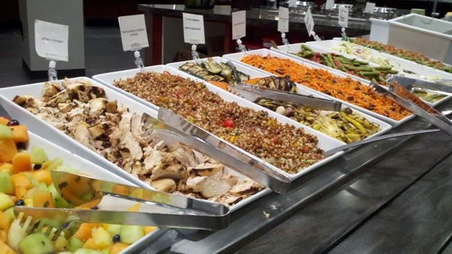 Dining Out: Eat like an Olympian at Fuel at Geneva's Spire Institute