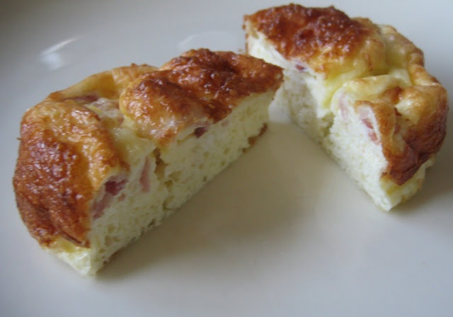 Quiche' frittata for babies