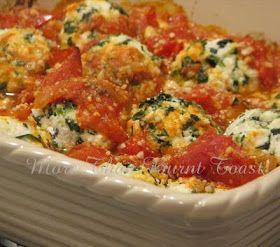 """... toast: A Recipe for Gnudi or """"Naked Ravioli"""" for Presto Pasta N..."""