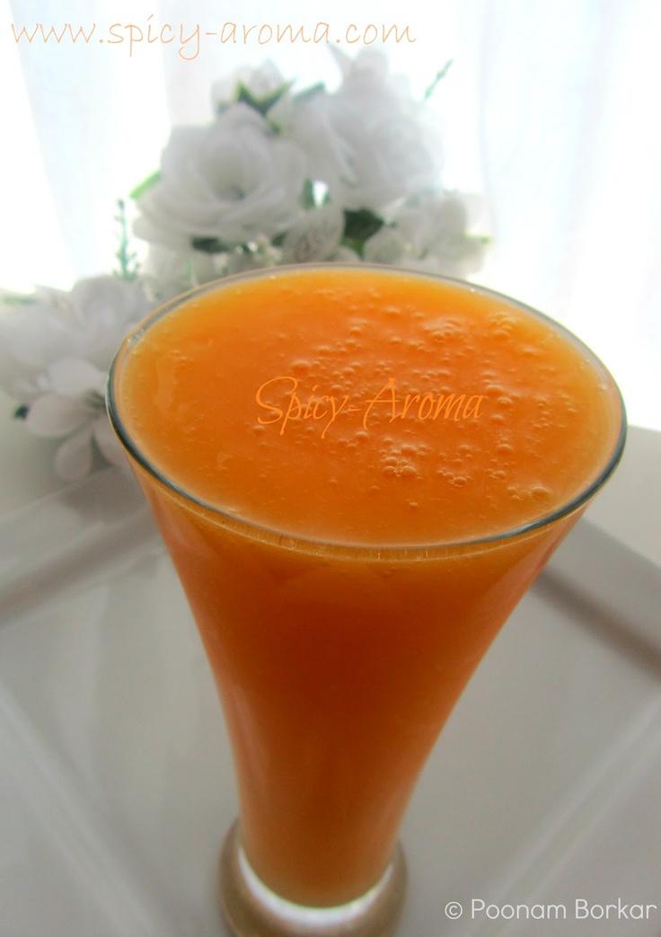 Mango Juice Recipe use sugar alternative - 135.0KB