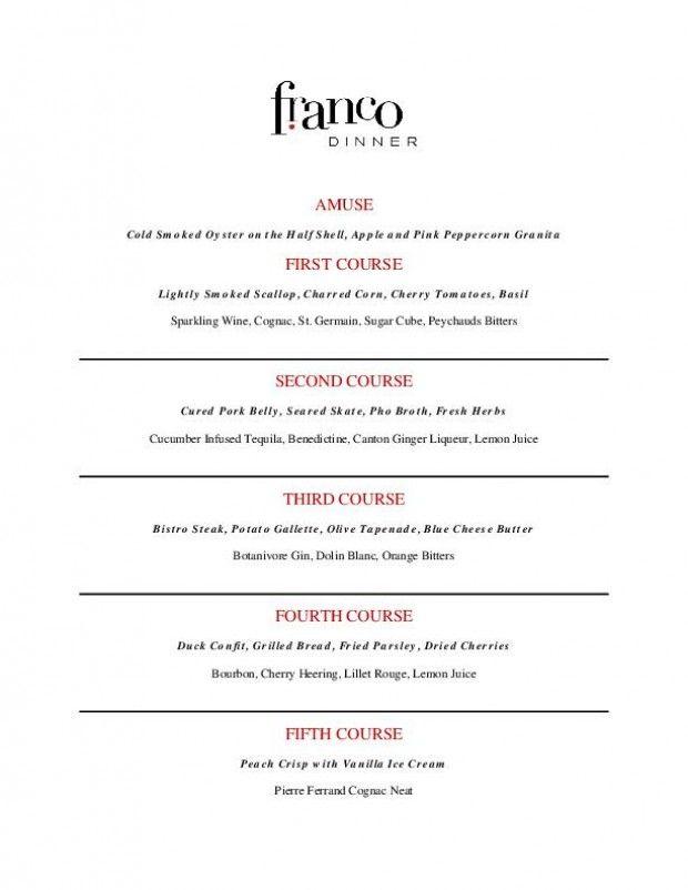valentine day menu ideas