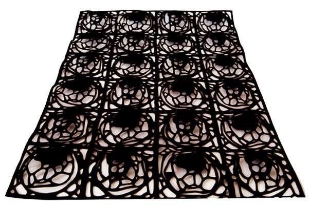 black lace curtain panel | For the Home | Pinterest