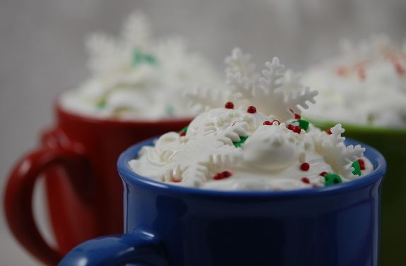 Marshmallow snowflakes... mmmm. | Food-Marshmallows, not just for cam ...