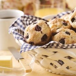 Cinnamon Swirl Blueberry Muffins | Muffins | Pinterest