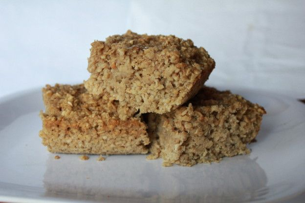 Baked oatmeal recipe. not too sure how this taste but its baked ...
