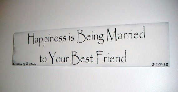 Wedding Shower Gift For My Best Friend : ... Best Friend customized bride & groom names, wedding date, bridal