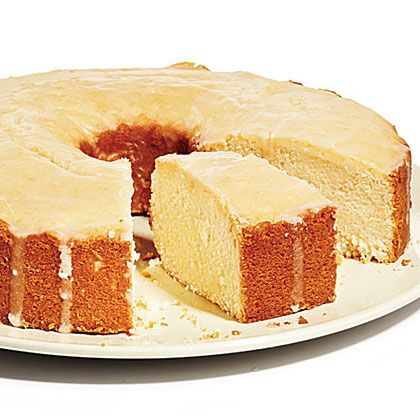 Grapefruit Pound Cake This citrus pound cake blossoms from the floral ...