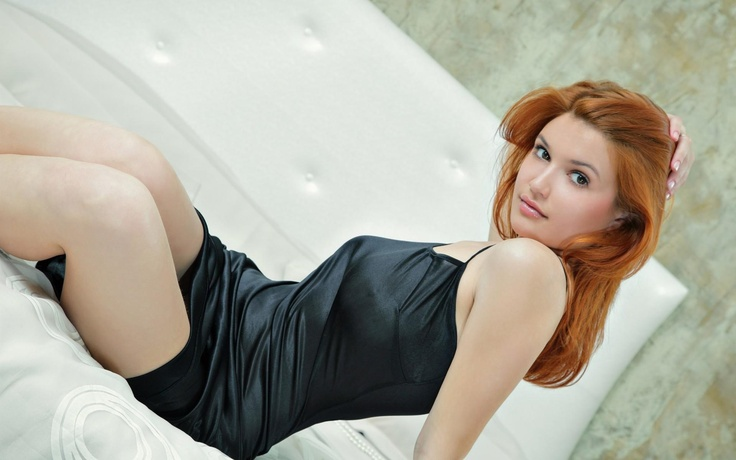 redhead middle age women nude