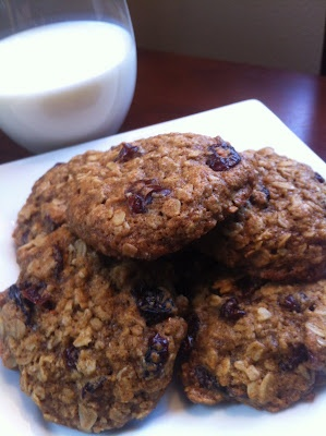 ... Cranberry Cardamom Oatmeal Cookies | You say Cookies I say bisc