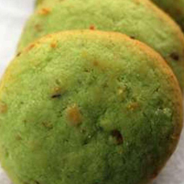 Pistachio Pecan Party Cookies   Food   Pinterest