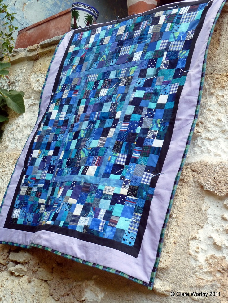 Blueberry Fool finished. #quilts | Quilts and Quilting | Pinterest