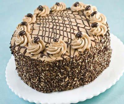 Chocolate Mocha Cake | Foodd | Pinterest