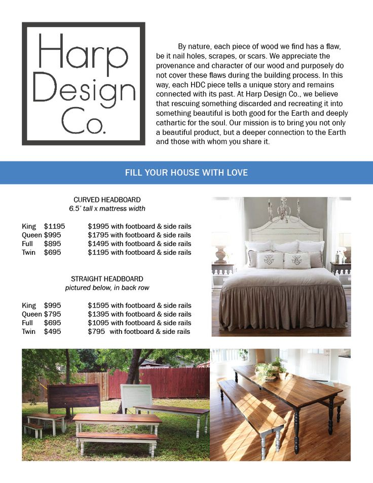 Great headboard design by magnolia farms furniture ideas for Magnolia farms design ideas