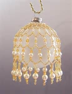 Free Beaded Christmas Ornament Patterns - Bing Images