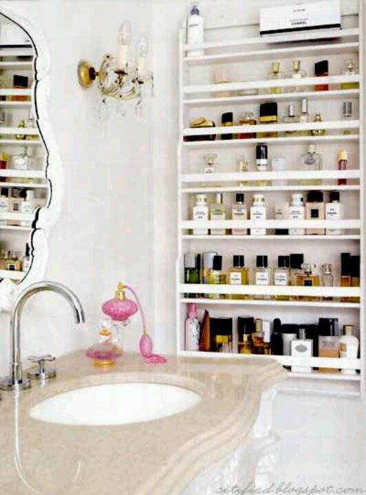 bathroom organization ideas what i smell like pinterest