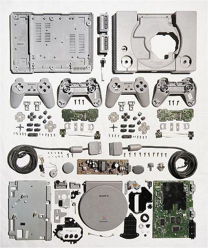 PSX, disassembled