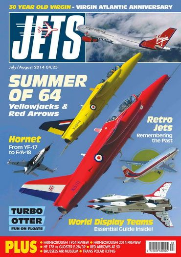JETS July August 2014