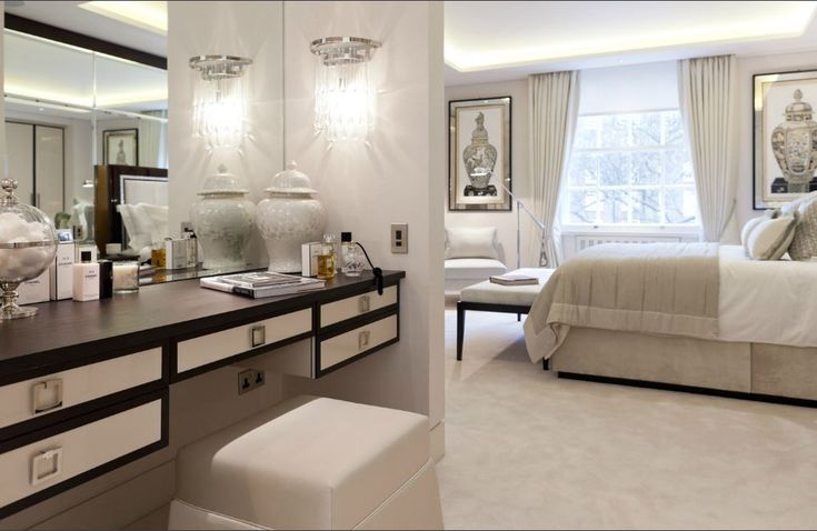 dressing area in masder bedroom ideas for my house