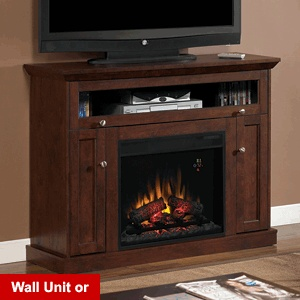 DIMPLEX - HOME PAGE   FIREPLACES   MEDIA CONSOLES