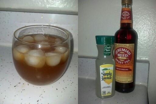 Sweet-tea vodka & lemonade | Drinks and Jello Shots | Pinterest