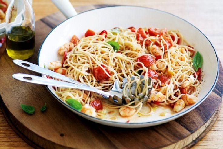 Top 10 Seafood Pasta Recipes