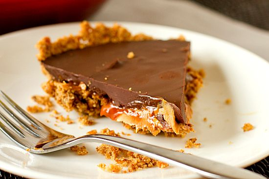 Take 5 Candy Bar Pie
