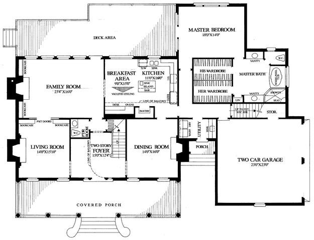 House Plans 7922 00021 House Plans That I Love