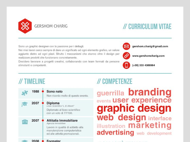 Pin By Aaron Sheppard On Design Resumes Pinterest