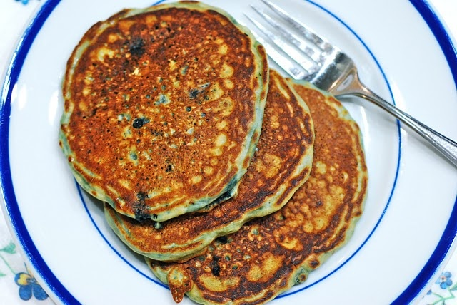 Blueberry-Ricotta Pancakes | The most important meal of the day | Pin ...