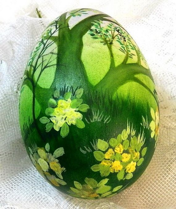 Cool Small Easter Egg Crafts Decorating Ideas Pinterest