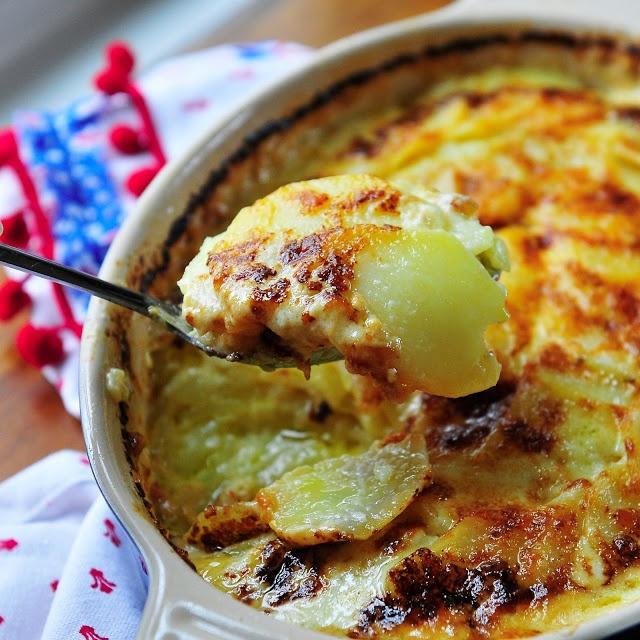 skinny scalloped potatoes gratin au gratin potatoes scalloped potatoes ...
