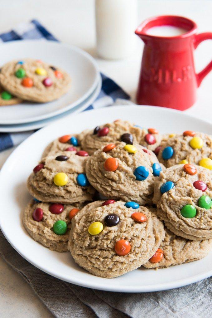 Watch Peanut Butter-Chocolate Cookies video