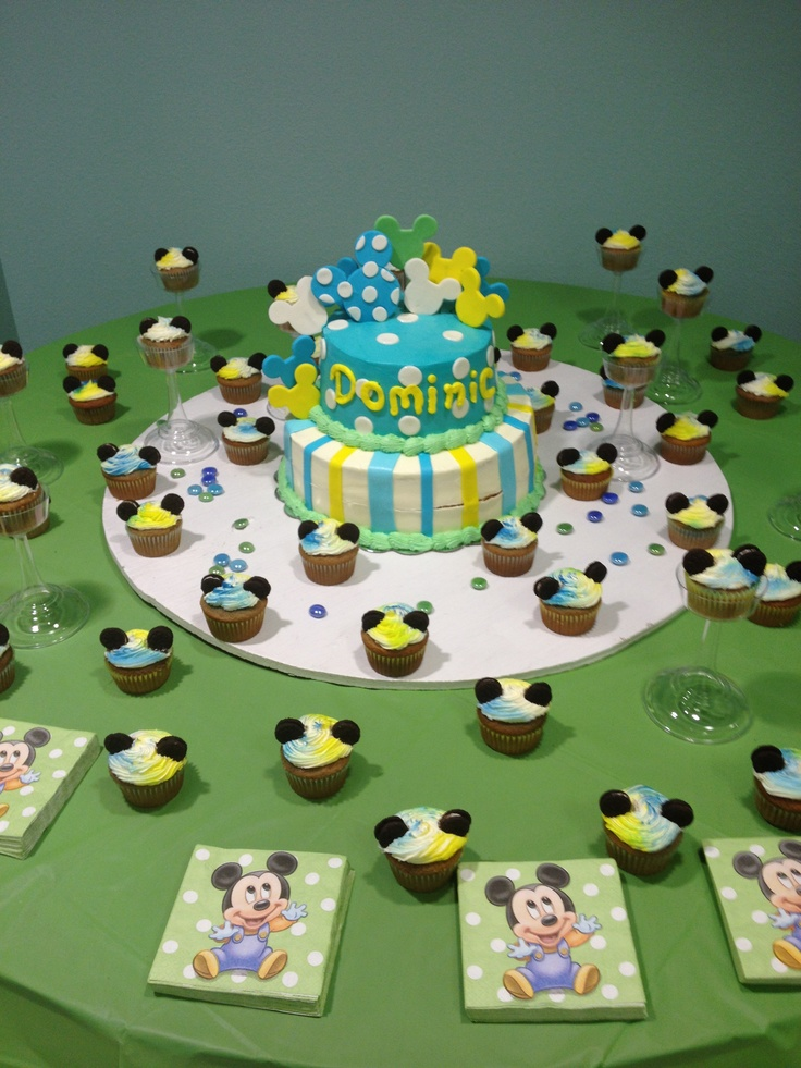 disney themed cake cupcakes for baby shower bertha baby shower
