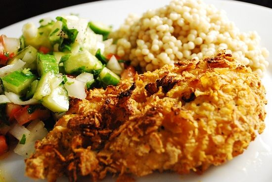 Baked Ranch Chicken Recipe - 5 Points +