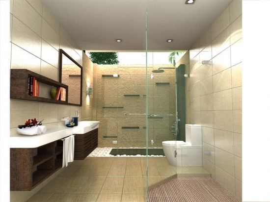 2012 Ensuite Design Bathrooms Designs
