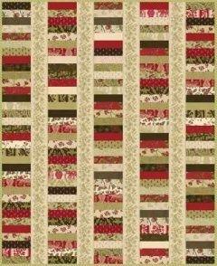 Strip Quilt Patterns For Free : Strip quilt Free Pattern. Quilting Pinterest
