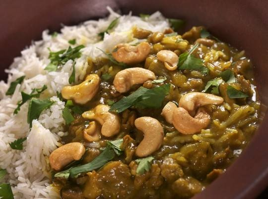 Chicken Curry With Cashews | Mmmm... delicious | Pinterest