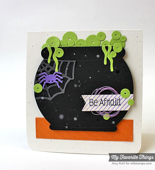 You Were Meant to Sparkle, You're Fin-tastic, Fishbowl Die-namics, Fishtail Flags Layers STAX Die-namics, Horizontal Stitched Strips Die-namics, Paper Bag Peek-a-Boos Die-namics, Sequins Die-namics, All Lined Up Stencil - Amy Rohl #mftstamps