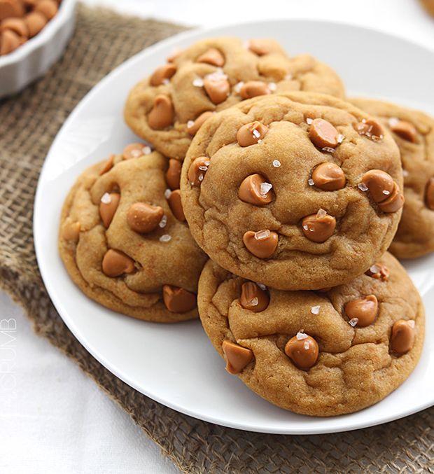 Butterscotch cookies | food | Pinterest