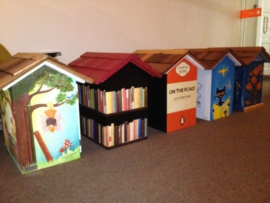Little free library little free library ideas pinterest for Library painting ideas