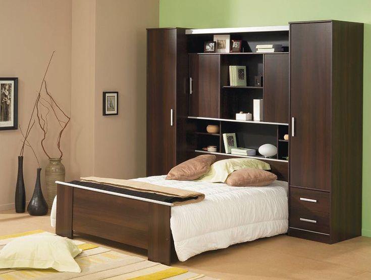 Mobilier dormitor syros dan pinterest for Mobilier lit