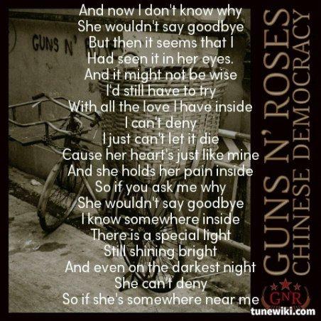 guns n roses this i love клип