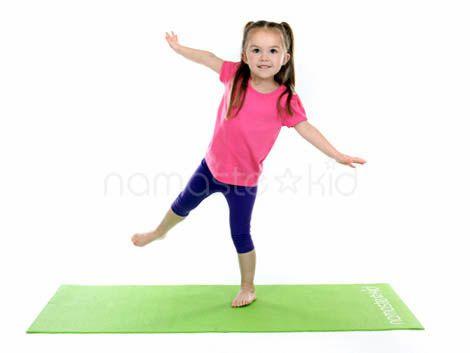 Kite Pose (Falling Star) via Namaste Kid   Yoga   Pinterest