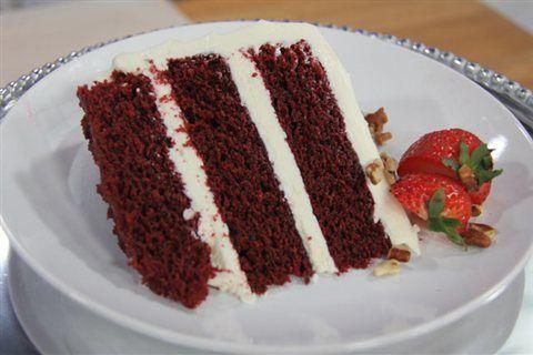The Marilyn Denis Show- Red Velvet Cake | Marilyn Dennis show - recip ...
